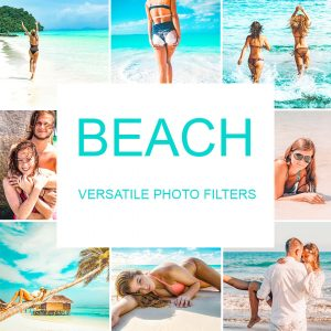 Beach Pack Lightroom Presets