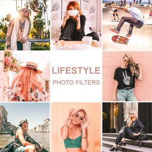 Lifestyle Blogger Lightroom preset