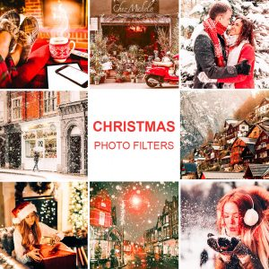 Christmas Lightroom Presets