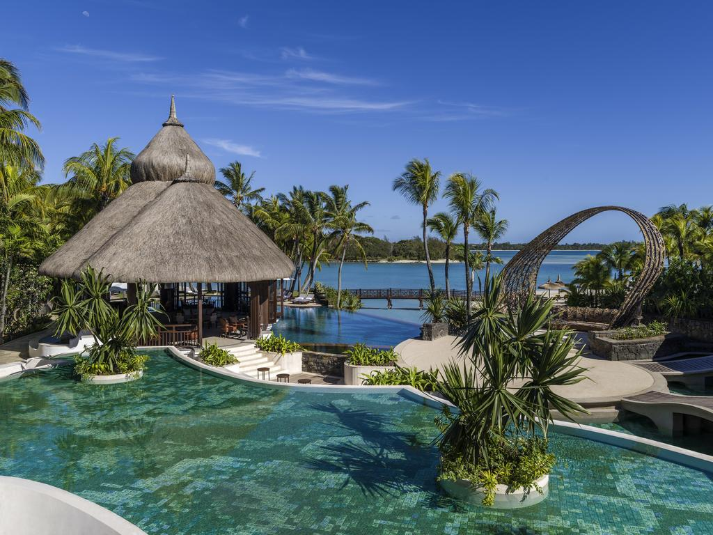 Shangri-La's Le Touessrok Resort is one of the best 5 star hotels in Mauritius