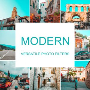 Modern Pack Lightroom presets