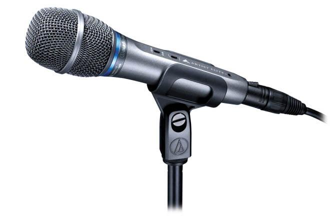 Audio-Technica AE5400 Cardioid Condenser Handheld Microphone Audio-Technica