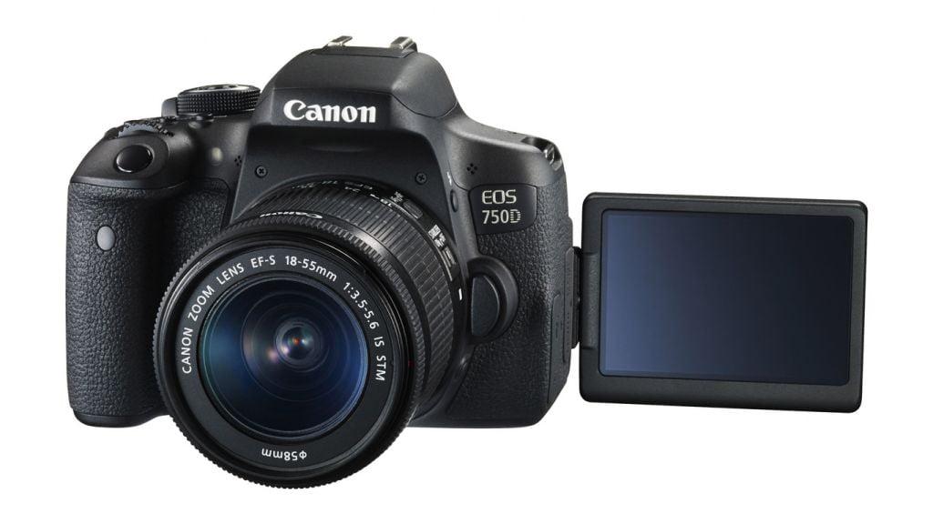 Canon-EOS-750D-vlogging-camera