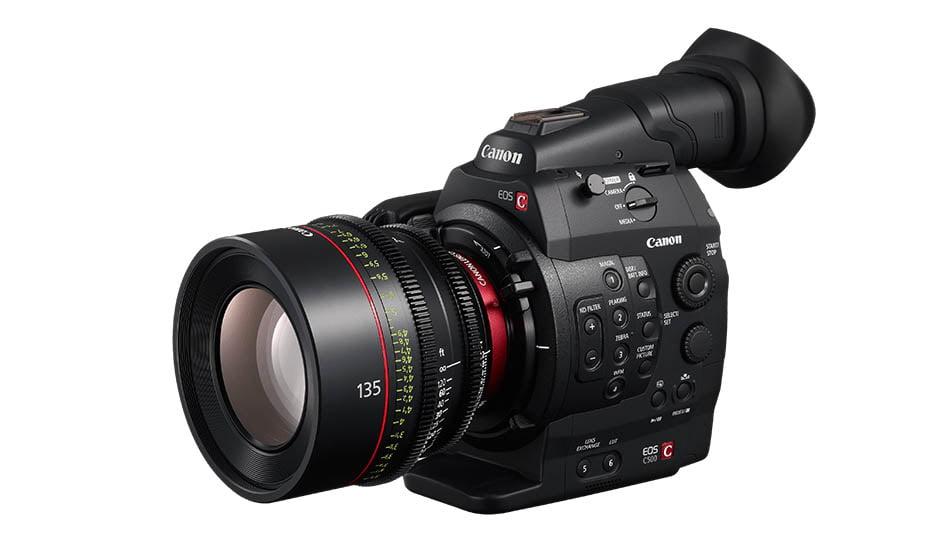 Canon-EOS-C100-vlogger-camera
