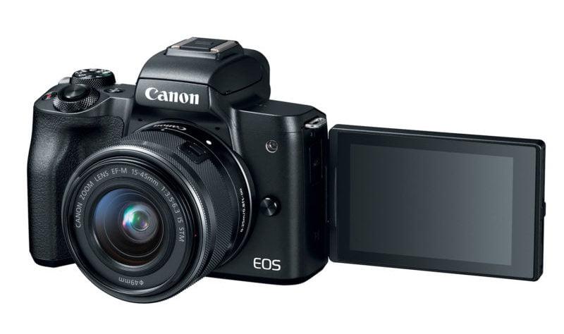 Canon-EOS-M50-vlogging-camera