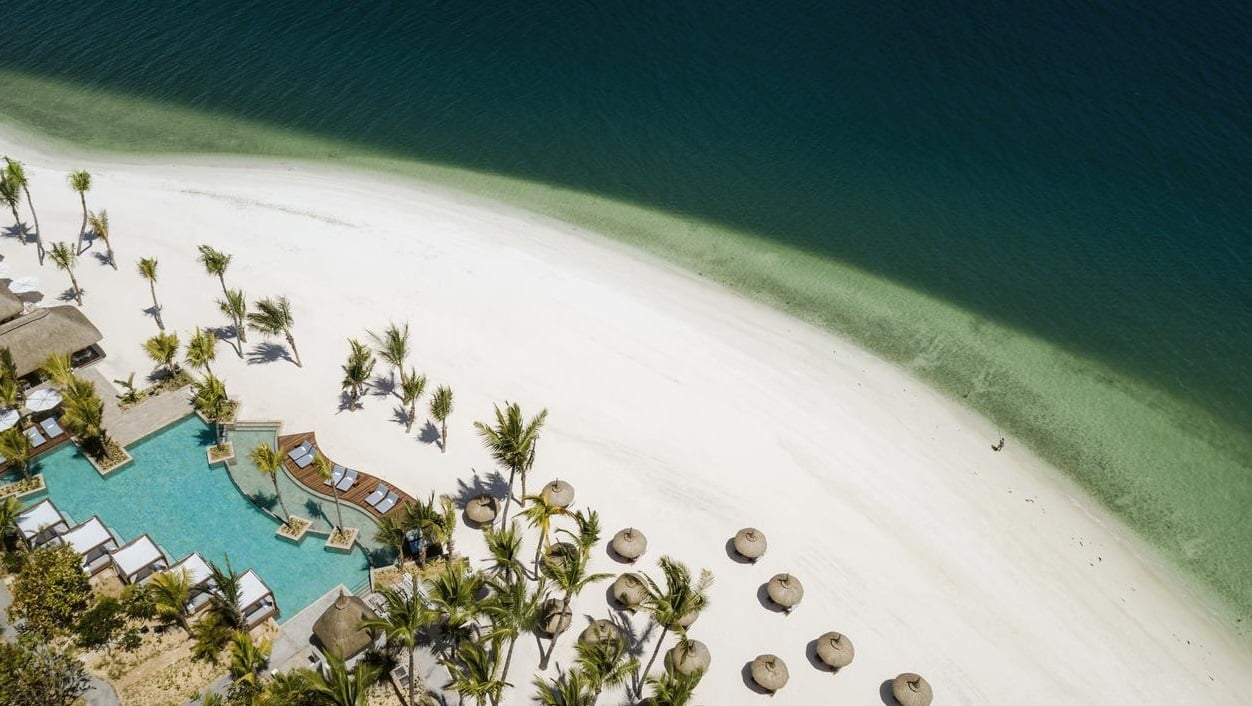 One's Only Le Saint Geran is one of the best 5 star hotels in Mauritius