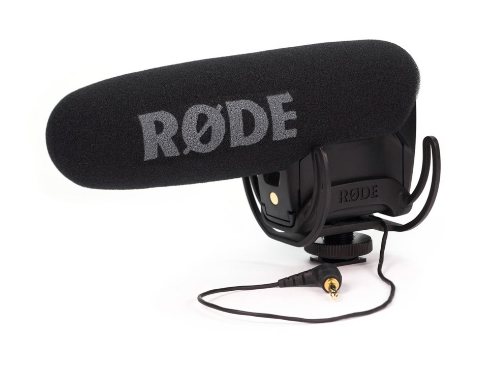 microphone-for-a-vlogger-camera