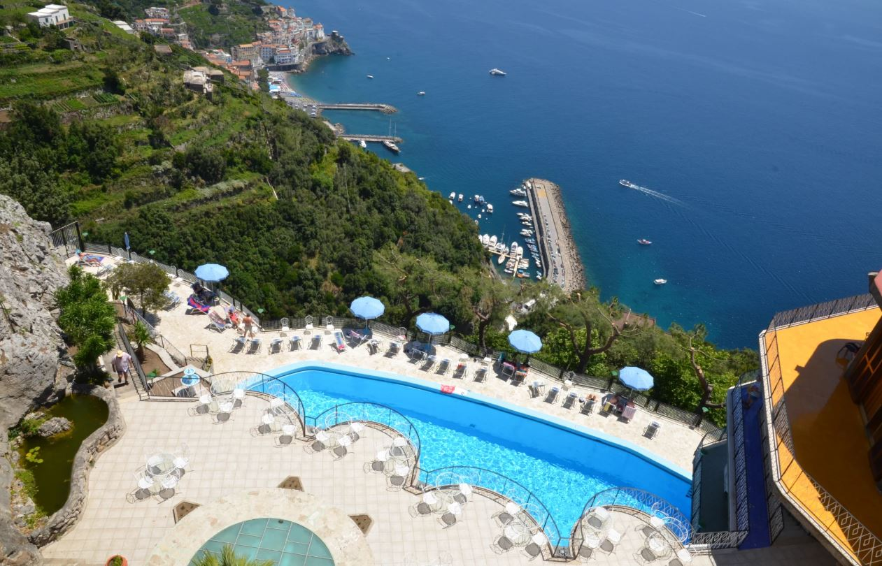 Grand Hotel Excelsior - Hotels in Italy on Amalfi Coast