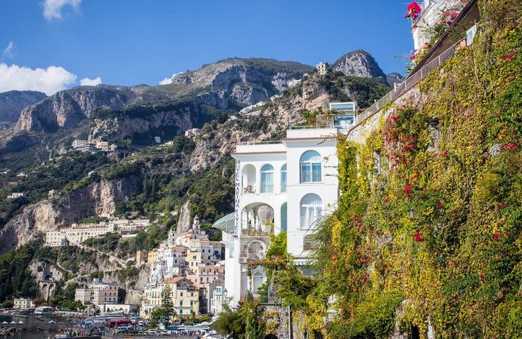 Hotel Marina Riviera - Hotels in Italy on Amalfi Coast