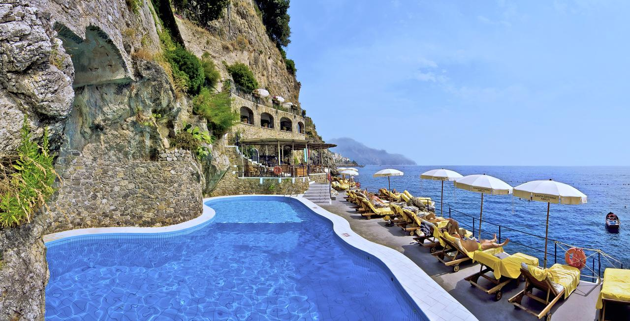 Hotel Santa Caterina - Hotels in Italy on Amalfi Coast