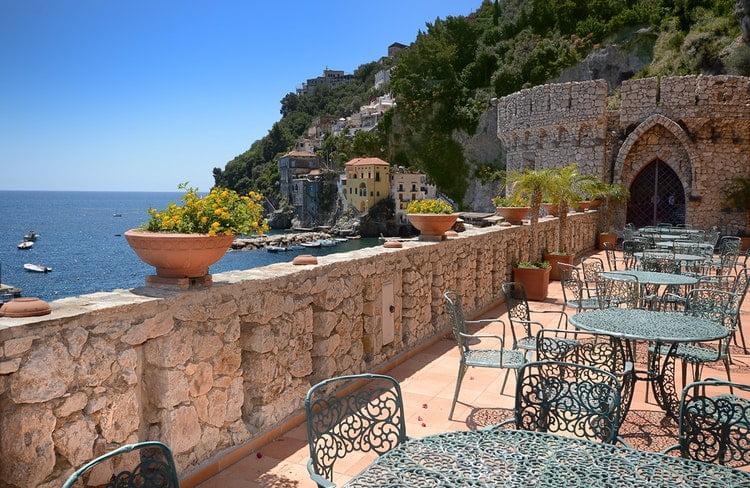 Il Saraceno Grand Hotel - Hotels in Italy on Amalfi Coast
